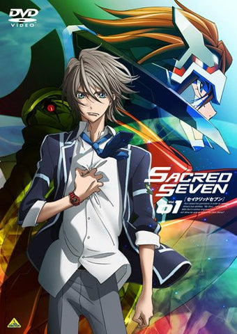 Image for Sacred Seven Vol.01