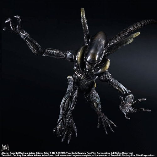 Image 6 for Aliens: Colonial Marines - Lurker - Play Arts Kai (Square Enix)