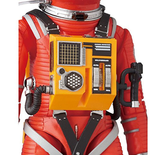 Image 4 for 2001: A Space Odyssey - Mafex No.034 - Space Suit - Orange ver. (Medicom Toy)