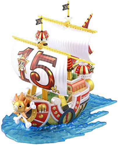 Image 4 for One Piece - Thousand Sunny - One Piece Grand Ship Collection - Thousand Sunny TV Anime 15th Anniversary (Bandai)