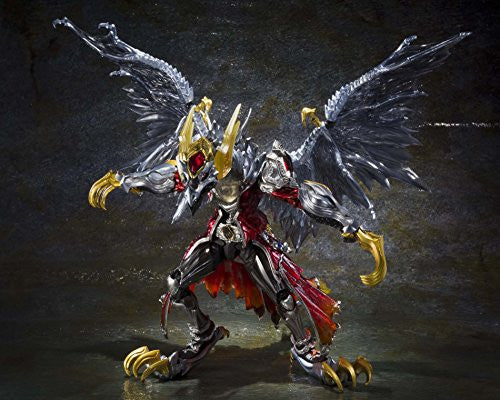 Image 7 for Kamen Rider Wizard - S.I.C. - Flame Dragon Style, All Dragon (Bandai)