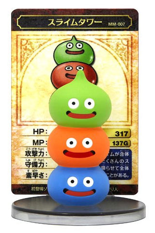 Image for Dragon Quest - Slime Tower - Dragon Quest Monster Museum - 007 (Square Enix)