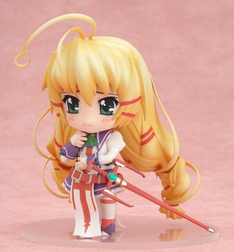 Image 2 for Prism Ark - Kagura - Priecia - Nendoroid #066 (Good Smile Company)