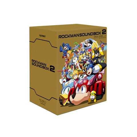 Image for Rockman Sound Box 2