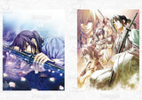 Thumbnail 5 for Hakuouki Original Picture Collection Tsuisou Emaki