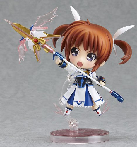 Mahou Shoujo Lyrical Nanoha The Movie 2nd A's - Takamachi Nanoha - Nendoroid #263 - Full Action, Exelion Mode Edition (Good Smile Company)