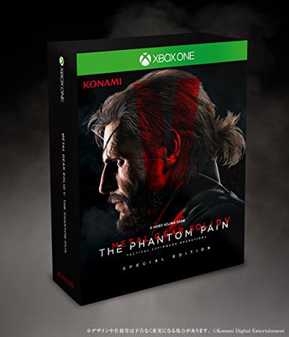 Image for Metal Gear Solid V: The Phantom Pain [Limited Edition]