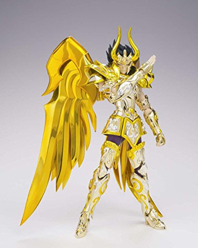 Image 8 for Saint Seiya: Soul of Gold - Capricorn Shura - Myth Cloth EX (Bandai)