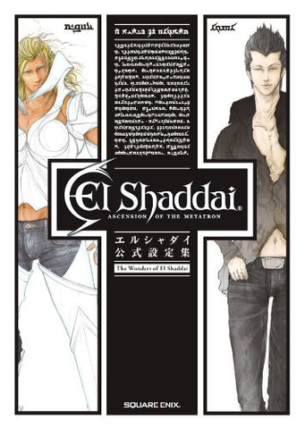 Image for El Shaddai Official Setting Guide