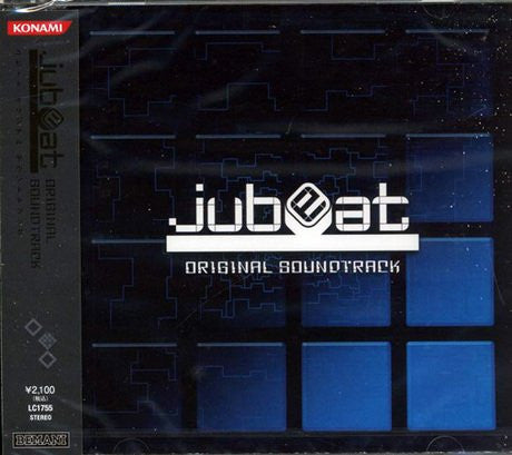 Image for jubeat ORIGINAL SOUNDTRACK
