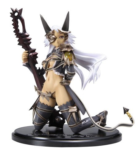 Image 1 for Queen's Blade - Aldra - Excellent Model - 1/8 - 2P Color Ver.