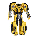 Transformers: The Last Knight - Bumble - Turbo Change Series - TC-02 - Big Bumblebee (Takara Tomy) - 2