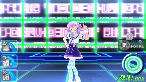 Kami Jigen Idol Neptune PP [Limited Edition]