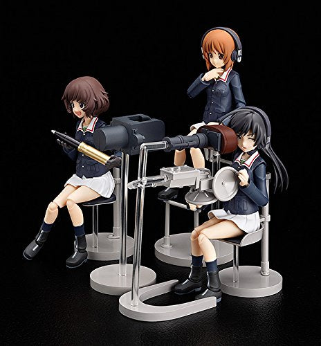 Image 6 for Girls und Panzer - Isuzu Hana - Figma #236 (Max Factory)