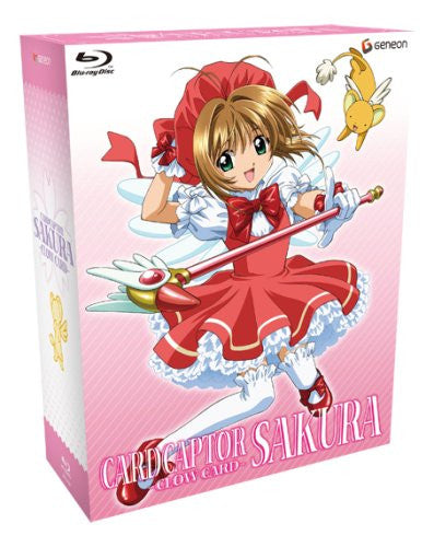 Image 2 for Cardcaptor Sakura - Clow Card Hen Blu-ray Box [Limited Pressing]