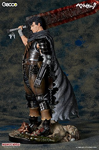 Image 4 for Berserk - Guts - 1/6 - Lost Children Chapter, The Black Swordsman Ver. (Gecco, Mamegyorai)