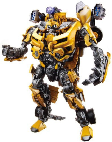 Image 1 for Transformers Darkside Moon - Bumble - Mechtech DA01 - Bumblebee - Power Arm (Takara Tomy)