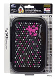 Thumbnail 2 for Disney Character Hard Pouch DSi LL/XL (Mickey Black)