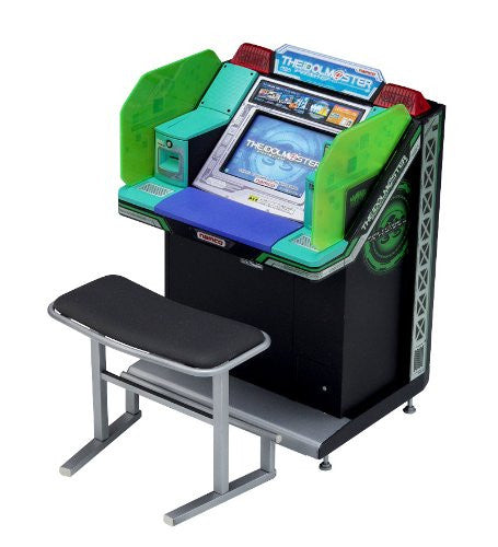 Image 7 for The Idolmaster - Memorial Game Collection Series - The iDOLM@STER arcade cabinet - 1/12 (Wave)