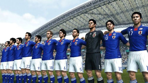 Image 3 for World Soccer Winning Eleven 2012