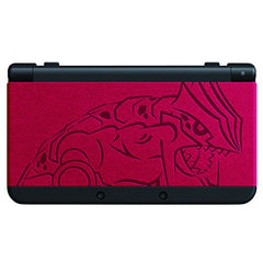 New Nintendo 3DS Groudon [Pokemon Limited Edition]