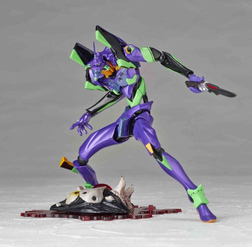 Image 4 for Evangelion Shin Gekijouban - EVA Mark.06 - Revoltech - Metallic Color Ver. (Kaiyodo)