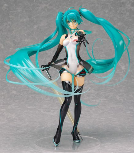 Image 2 for GOOD SMILE Racing - Vocaloid - Hatsune Miku - 1/8 - Racing 2011 (Good Smile Company)