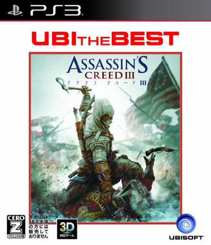 Image for Assassin's Creed III (UBI the Best)