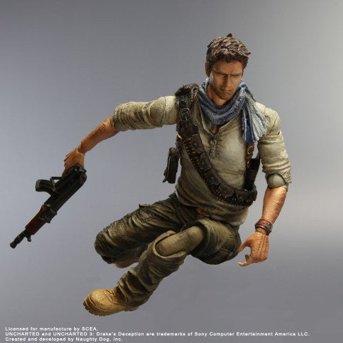 Image 7 for Uncharted 3 - Nathan Drake - Play Arts Kai (Square Enix)