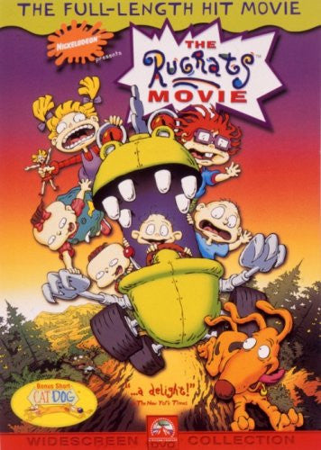Image 1 for The Rugrats Movie