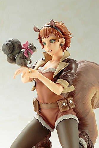Image 3 for The Unbeatable Squirrel Girl - Squirrel Girl - Tippy-Toe - Bishoujo Statue - Marvel x Bishoujo - 1/7