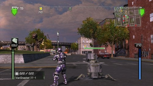 Image 6 for Earth Defense Force: Insect Armageddon [PlayStation3 the Best Version]