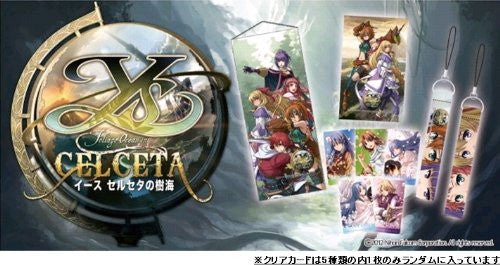 Image 1 for Ys: Celceta no Jukai (Accessory Set for PS Vita)