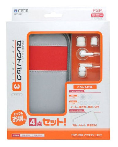 Image for Select Pack Portable 3 (White)