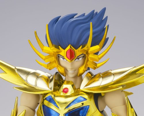 Image 6 for Saint Seiya - Cancer Death Mask - Myth Cloth EX (Bandai)