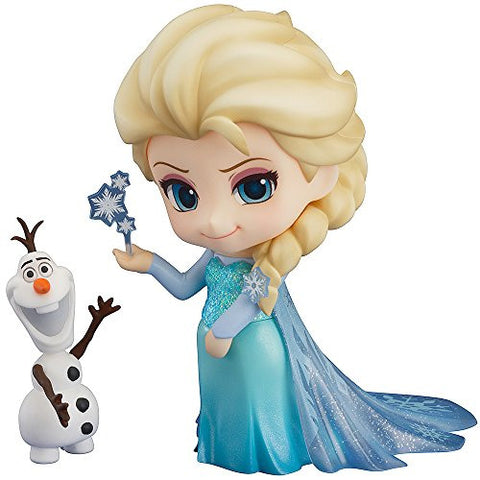 Image for Frozen - Elsa - Olaf - Nendoroid #475 (Good Smile Company)