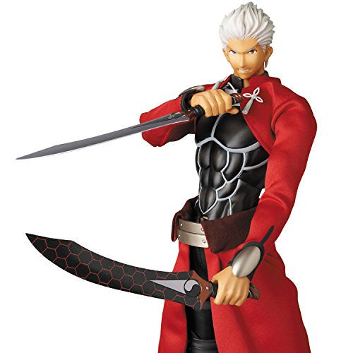 Image 4 for Fate/Stay Night Unlimited Blade Works - Archer - Real Action Heroes #705 - 1/6 (Medicom Toy)