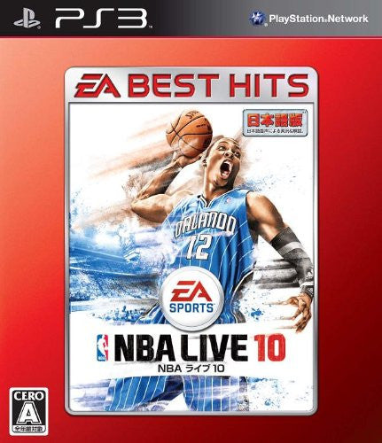 Image 1 for NBA Live 10 (EA Best Hits)