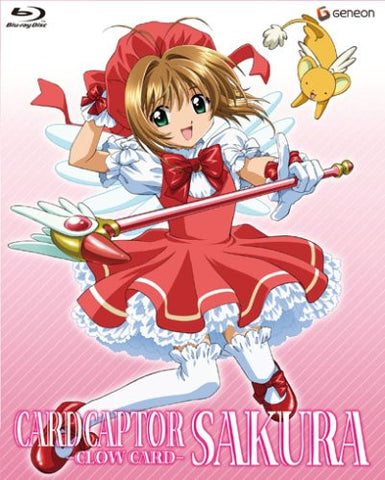 Image for Cardcaptor Sakura - Clow Card Hen Blu-ray Box [Limited Pressing]