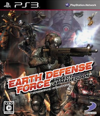 Image for Earth Defense Force: Insect Armageddon