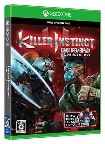 Image for Killer Instinct [Combo Breaker Pack]