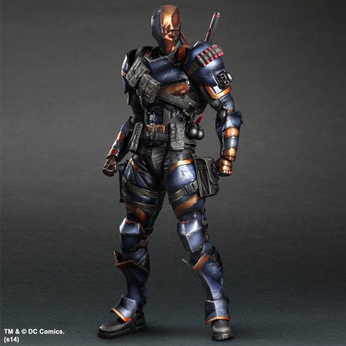 Batman: Arkham Origins - Deathstroke - Play Arts Kai (Square Enix)