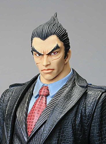 Image 7 for Tekken 7 - Kazuya Mishima - Martial Arts Collection vol.01 - 1/8 (Kaiyodo, Studio-ren)