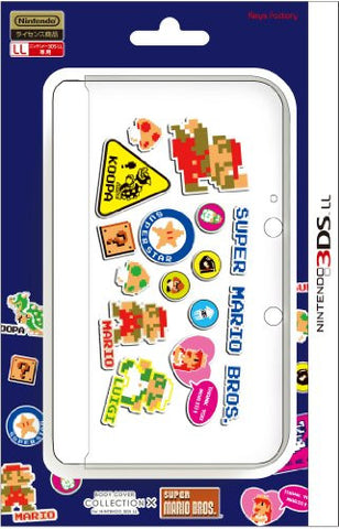 Image for Body Cover for 3DS LL Mario (Type A)