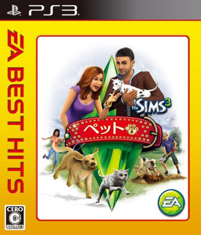 Image for The Sims 3: Pets (EA Best Hits)