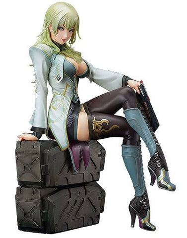Image for Border Break - Fiona - 1/7 - Yamashita Shunya ver. (Wing)