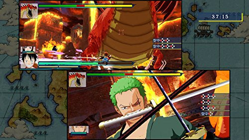 One Piece Unlimited World R - Deluxe Edition
