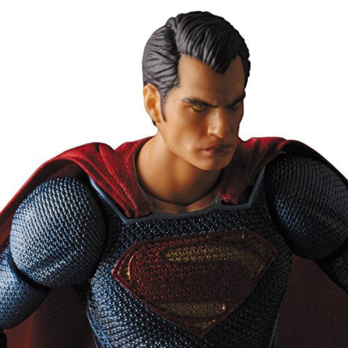 Image 4 for Batman v Superman: Dawn of Justice - Superman - Mafex No.018 (Medicom Toy)