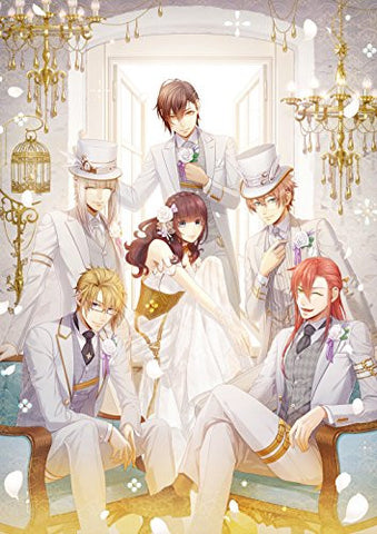 Image for Code:Realize Shukufuku no Mirai [Limited Edition]