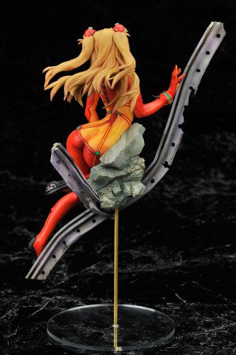 Image 6 for Evangelion Shin Gekijouban - Souryuu Asuka Langley - 1/8 - Plug Suit Test Type Ver. (Alter)